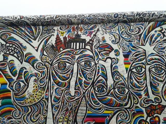 Berliner Mauer Berlinering