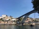 Bridge on the Douro river, Porto.