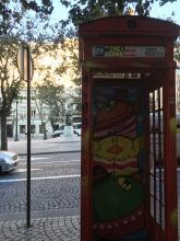 Porto centre.